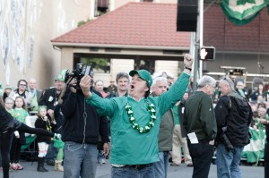 Hot Springs National Park, Arkansas - World's Shortest St> Patrick's Day Parade