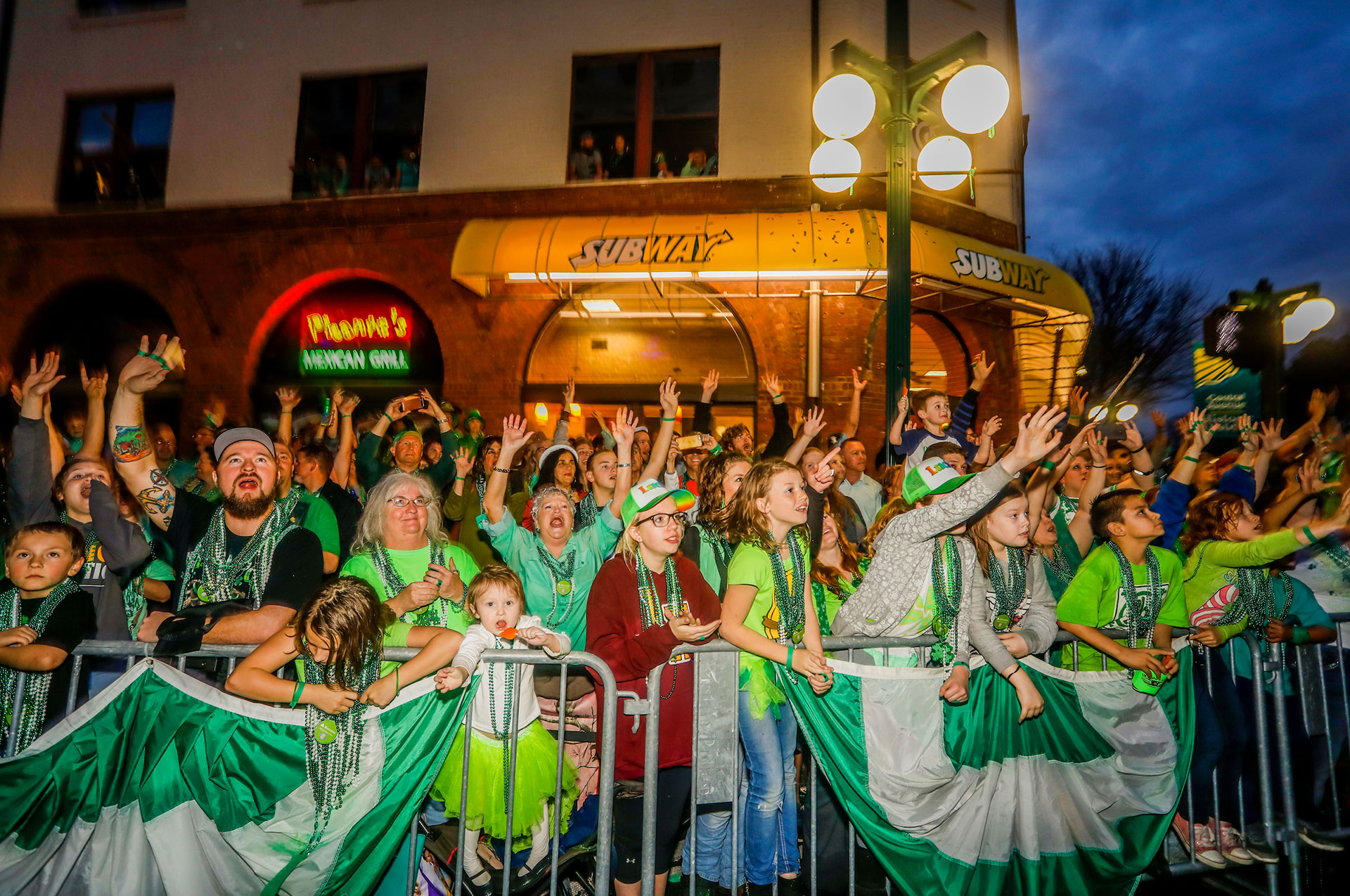 The World's Shortest St. Patrick's Day Parade | Hot Springs National Park, AR