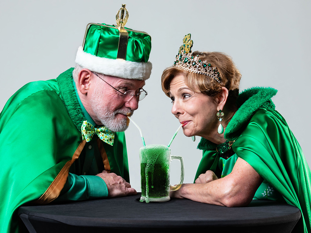 Shortest St. Pats 2020 King & Queen