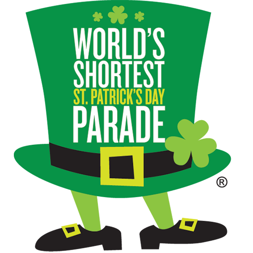 The World's Shortest St Patrick's Day Parade